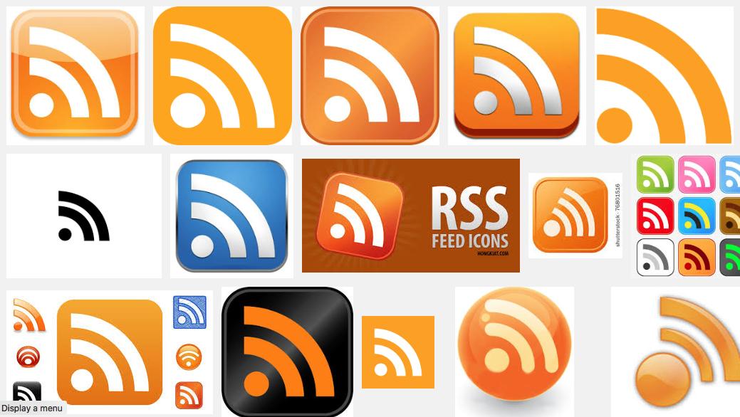 RSS Feed - Google Slike