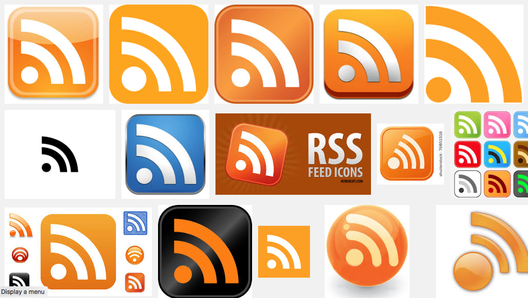 RSS - Google