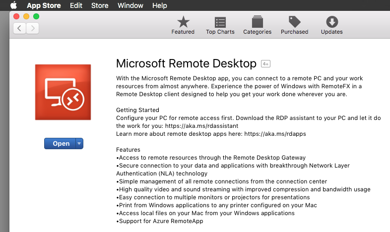 How to Connect with Remote Desktop to a Windows PC from