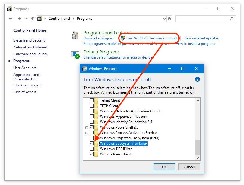 emulatore windows xp per linux