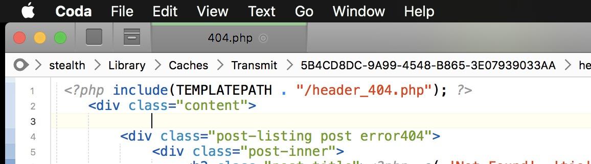 Cómo crear un encabezado 404 personalizado para el tema de WordPress ...