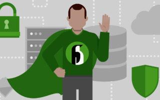 Kā nomainīt FirewallD ar iptables vietnē CentOS 7?