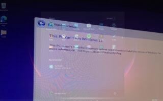 """Labot """"Šis dators nevar darboties Windows 11"""" un Install"""