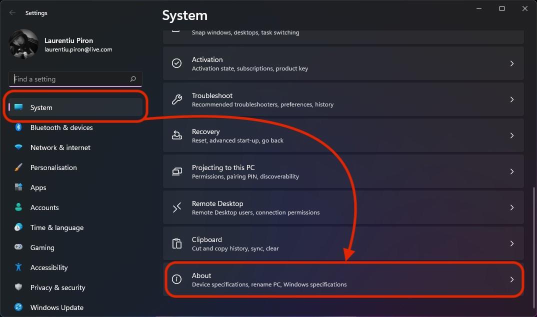 System O Nás